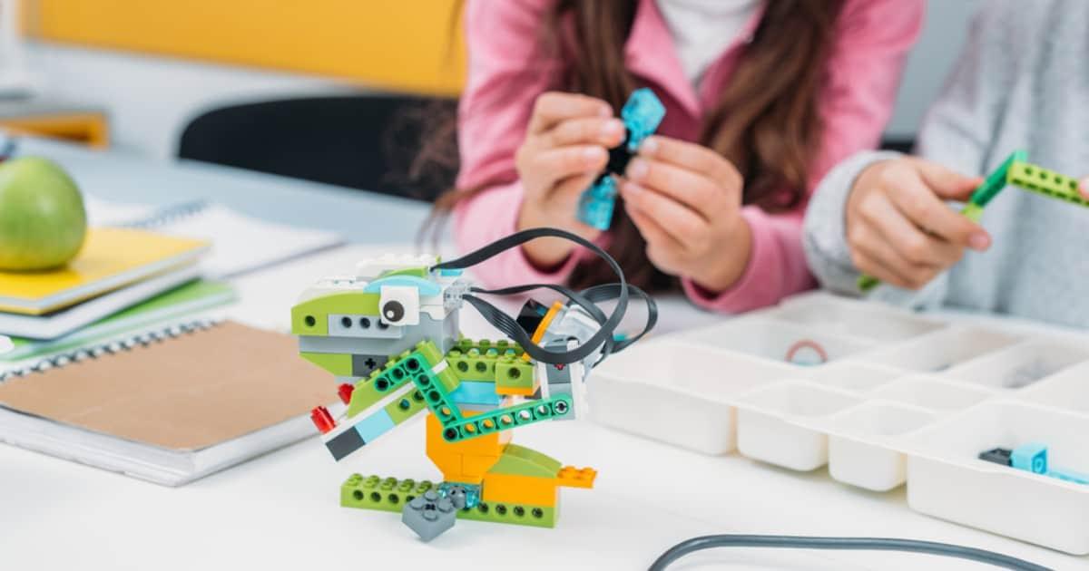 O papel da robótica na educação